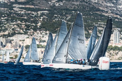 Melges - Monaco Sportsboat Winter Series20171209@mesi_MD