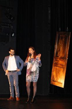 Shiran Ben Abderrazak and Leila Chiha @CelinaLafuentedeLavotha