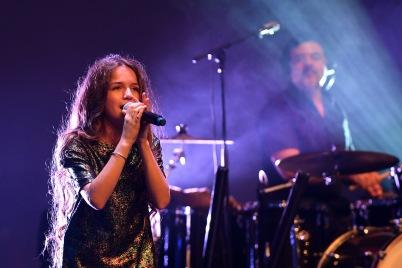 Talented singer Erza of Kids United © Manuel Vitali : Direction de la Communication (4)