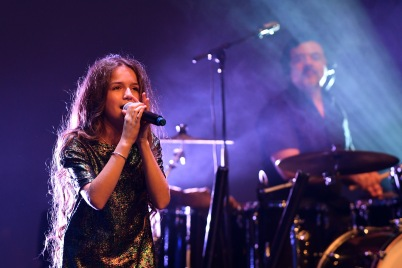 Talented singer Erza of Kids United © Manuel Vitali : Direction de la Communication (4)