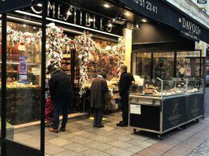 Delicatessen on Rue Cler @CelinaLafuentedeLavotha