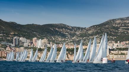 Monaco Sportsboat Winter Series regattas J:70 January 19-21, 2018@mesi_BD