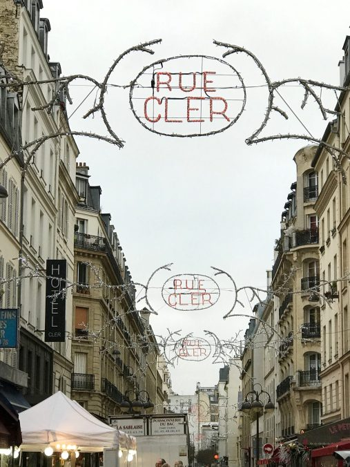 Rue Cler the famous market in Paris The old and the new at the Jardin des Tulleries in Paris @CelinaLafuentedeLavotha