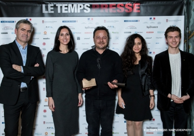Students Prize, Kapitalistis by Pablo Munoz Gomez 2018 LE TEMPS PRESSE @Le Temps Presse : Kampucheaphoto