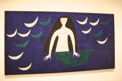 Alfredo Volpi, No title, 1962, Tempera on Canvas, Mastrobuono collection SP @CelinaLafuentedeLavotha (2)