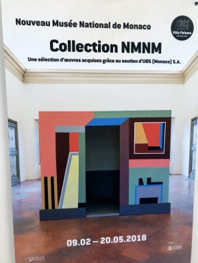 Flyer of Collection NMNM @CelinaLafuentedeLavotha