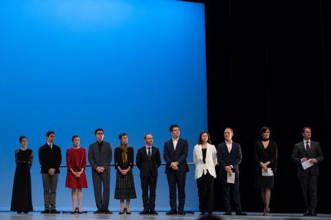 Members of the Jury Prix de Laussane 2018 @Pauline Daragon