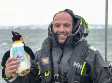 Jochen Werne with PINGI Antarctic Blanc@Gost Jochen Verne-5582