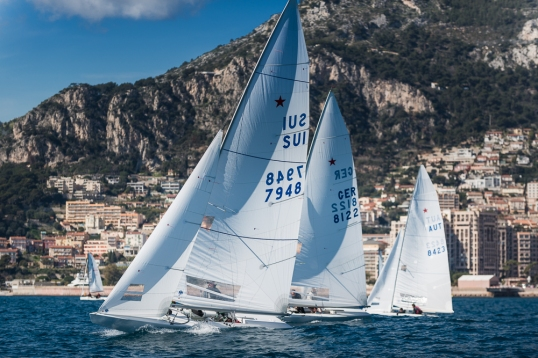 Star class Monaco Sport Boat Winter Series March 2018@mesi_BD