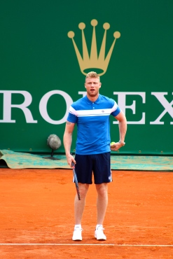 Andrew Freddie Flintoff during tennis charity exhibition RMCM 2018 @CelinaLafuentedeLavotha