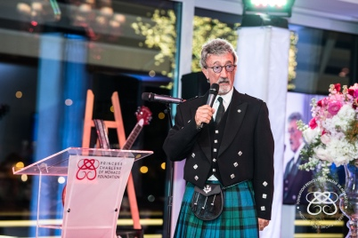 Eddie Jordan, MC of the Gala© Eric Mathon : Palais Princier