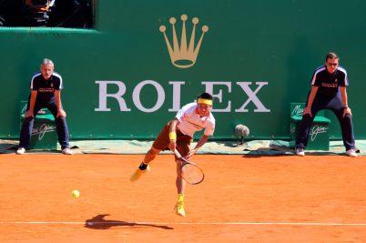 Kei Nishikori runner up at Rolex Monte-Carlo Masters 2018 @CelinaLafuentedeLavotha