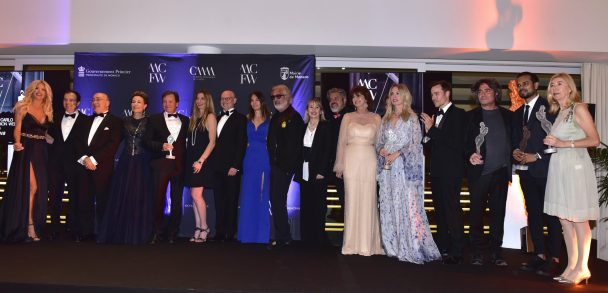 MCFW Fashion Awards Ceremony & Gala Dinner, YCM @Saverio Chiappalone