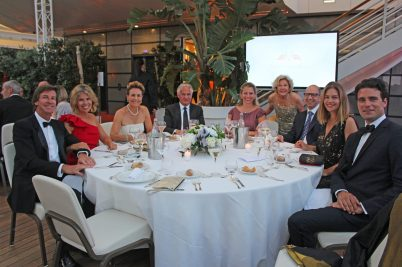 Guests at Gala Dinner for Monaco US Celebrity Golf Cup @Nancy Heslin