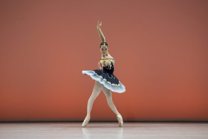Ivana Bueno Garces in Variation of Esmeralda, extract from Esmeralda @Alice Blangero