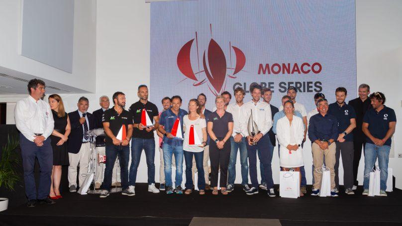 Monaco Globe Series Prize Ceremony at YCM June 8, 2018@mesi_HD