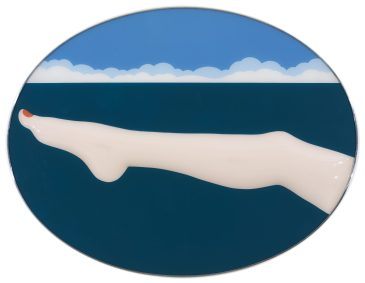 Seascape #10, 1966 Tom Wesselmann @The Estate of Tom Wesselmann licensed by VAGA, NY