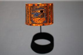 Bracelet on behalf of Chechonq 1er., Cairo Egyptian Museum @CelinaLafuentedeLavotha
