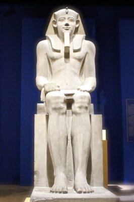 King Sesostris 1er, XII dynasty, Egyptian Museum Cairo @CelinaLafuentedeLavotha