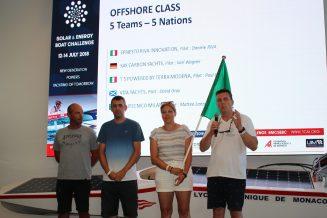Offshore Class, Politecnico Milano YCM 2018@CelinaLafuentedeLavotha