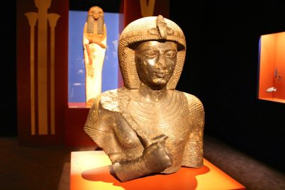 Sculpture of Ramses II, XIX dinasty, Kingdom of Ramses II (2)@CelinaLafuentedeLavotha