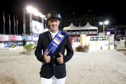 Shane Breen is the winner of the LGCT Grand Prix du Prince de Monaco presented by Sapinda @Stefano Grasso/LGCT
