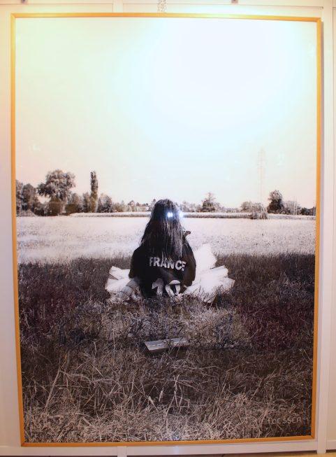 5. Theme Prize, Anne Foesser, Priscilla, GemLucArt 2018 @CelinaLafuentedeLavotha
