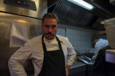 Aurelio Morales, Monaco 2018@Gastronomy Festival