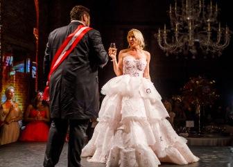 Delia Grace de Noble at the Ball of Princes and Princesses in Venice 2018 @noblemontecarlo