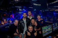 DJ Jimmyz - ItsjustSaid- Watch Anish - Maxime Giaccardi - Antonio Jimmyz - Kota © NewDay Photo Agency