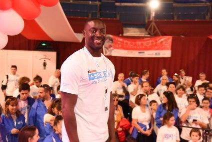 Ladji Doucouré World Champion 110m hurdles @ André Faure