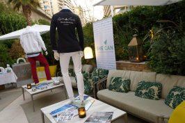 Set up SheCanHeCan at 39 Club Monte-Carlo, 2018 @Pat Denton