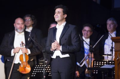 Syrian composer Nahel Al Halabi @Loic Thebaud