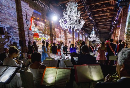 The Grand Ball of Princes and Princesses in Venice, August 2018 @noblemontecarlo