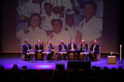 NASA astronauts in Monaco @Monaco Mediax