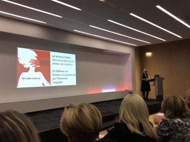 Presentation by Karine Lambert, RUSEMEG@Vibeke Brask Thomsen