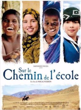 Sur le Chemin de l'Ecole poster