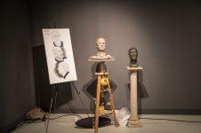 Franceschini Christine Smith Martin ¨Sculptor experience ¨