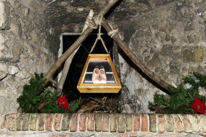 Nativity scene, 2018 @Chemin des Creches, Monaco