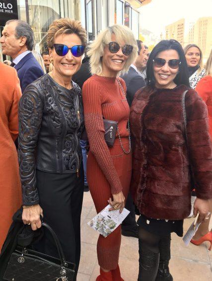 Celina Lafuente de Lavotha, Cecile Gelabale, Luciana de Montigny @ZL