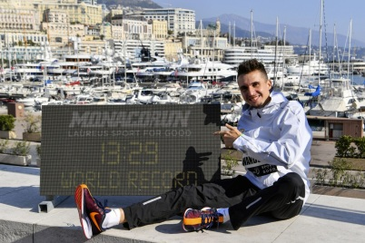 Julien Wanders Monaco Run 2019 © Manuel Vitali – Direction de la Communication