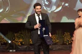Edoardo Leo received Comedy Award MCFF 2019@WebStudio06