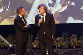 Emir Kusturica recognized with Legend Award MCFF 2019 @WebStudio06