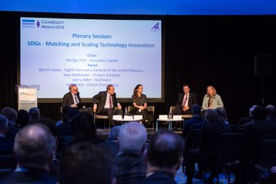 Mungo Park, Ban Ki-moon, Kate Wolfenden, Kerry Adler and Inge Relph@Francois Cima