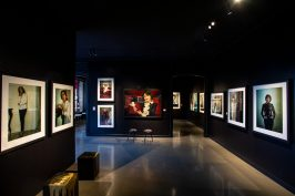 Naked Soul photo exhibition at G&M Design Gallery in Monaco@Philippe Fitte