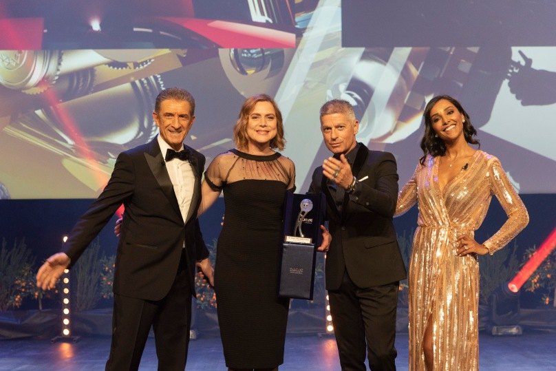 Nicole Palo Prize Best Production (Emma Peeters) MCFF 2019 @WebStudio06