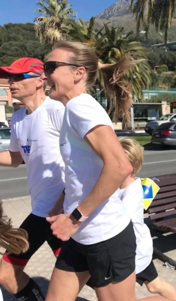 Paula Radcliffe, March 23, 2019 @TAF