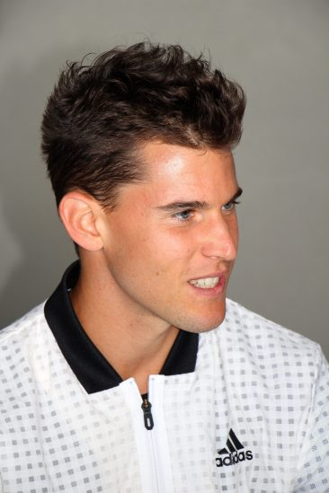 Dominic Thiem (Austria), RMCM, Sunday, April 14, 2019 @CelinaLafuentedeLavotha