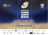 Official announcement Sainte Devote Rugby Tournament 2019
