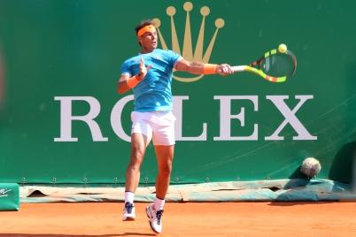 Rafael Nadal defeated Grigor Dimitrov, April 18, 2019 RMCM @CelinaLafuentedeLavotha